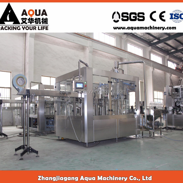 Machinery equipments carbonated drink equipment for sale