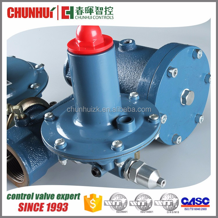 gas valve/ cylinder regulator pneumatic pressure regulator