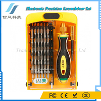 38 in 1 Precision Screwdriver Repair Tool Set Kits for Tablets, Laptops, PC, Smartphones