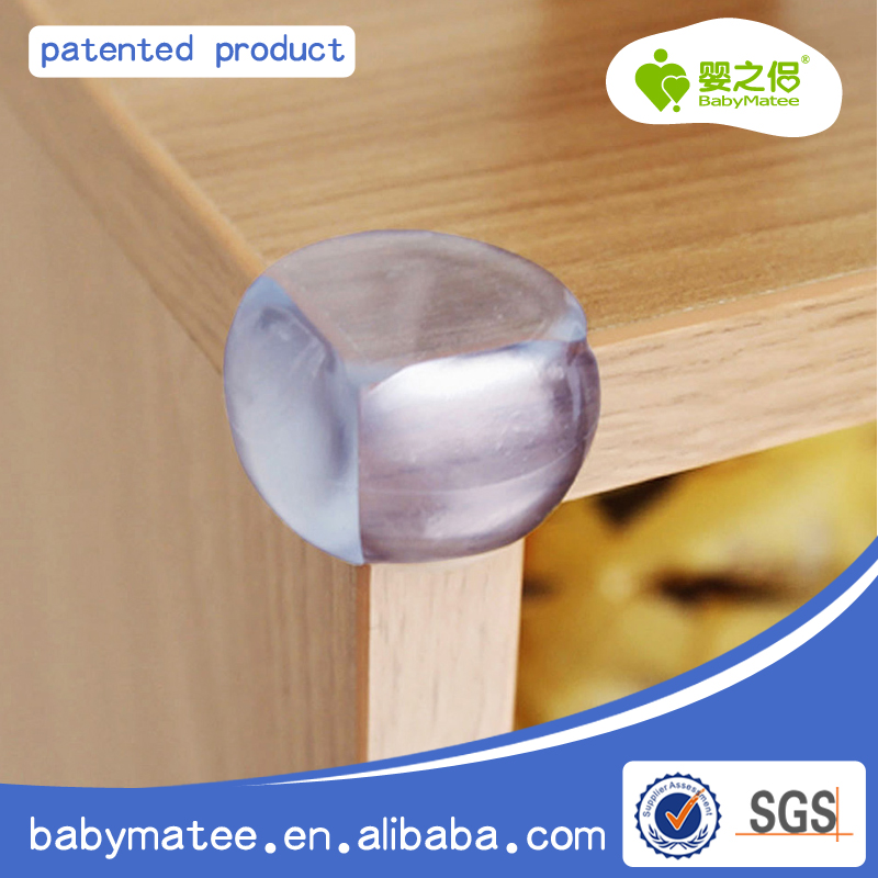 Baby Furniture Corner Safety Bumper Corner Protector Guard Cushion/ Home Safety Furniture/ Table Edge Corner Protector, Spheroid
