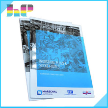 Shenzhen 2016 Briliant Remarkable Softcover Colorful Best-selling Catalogue Printing Made in China