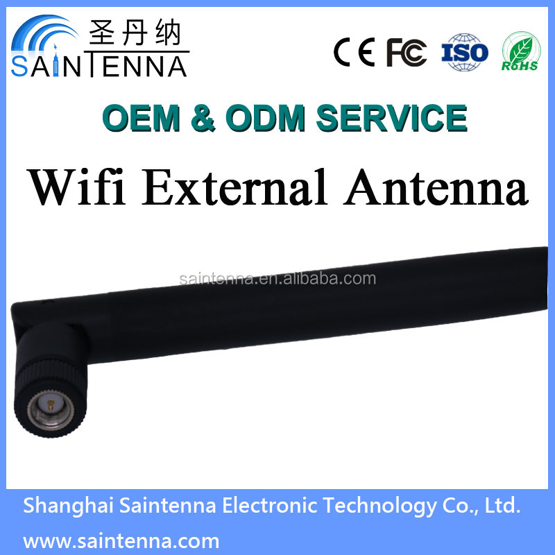 High powder high gain long range wireless router wifi external antenna for router used antenna