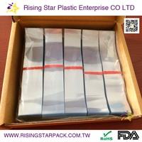 Printable PVC heatable shrink band for jar cap