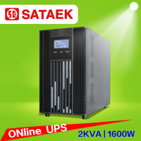 Numeric ups working with isolation transformer online ups