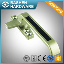 High quality zinc alloy casement window lock handle for sale