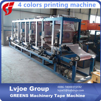 Automatic Computer High Speed 150m/min Two Four Six Eight Ten Color Uesd Motor Roto Gravure Rotogravure Printing Machine Price