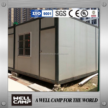 Container Homes India Chennai 20 Feet Quick Build Refugee Camp Living Quarters Container For Sale