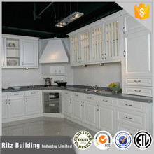 Well equipped european style white kitchen brand RZK05005