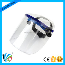 Clear Plastic Protective Full Face Shield For Sale