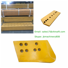 Spare parts cutting edge leaf blade vane,knife board for bulldozer