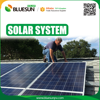 Residential solar system 5kw solar power system for home 5kw solar power plant
