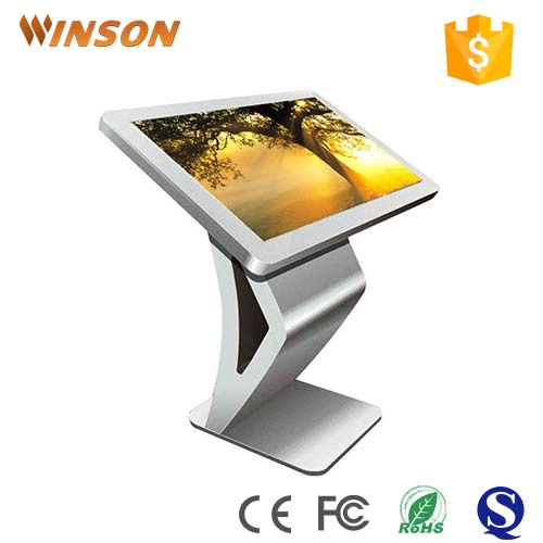 Wifi 3g advertising player digital signage android lcd touch screen kiosk