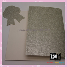 3D diy glitter Greeting Cards for holiday birthday wedding