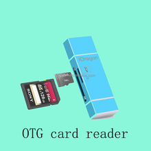 2016 new metal TF card reader memory expansion for ipads ipods iphone