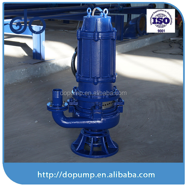 Direct sale china factory low price top quality submersible dredge pump dewatering pump