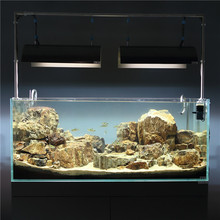 Cheap durable extra clear glass fashion big fish aquarium tank for sale