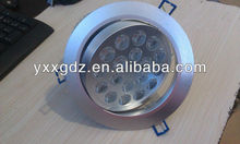 CE&ROHS Xingguang 12w led downlight ceiling light