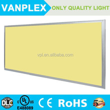 1200x600mm 2x4 ft led suspended garage ceiling panel lighting
