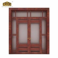 China suppliers lowes double sliding closet kitchen swinging doors
