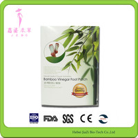 Bamboo Charcoal Detox Foot Patches for slimming and relaxing