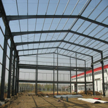 Hot Sale Recycled Prefab design of prefabricated car workshop design