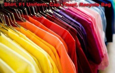 Custom and Ready Made tshirt or uniform