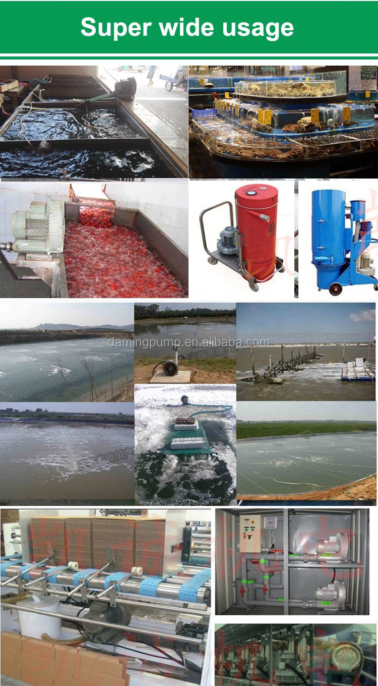 CE Approved Aquaculture Aerator Seafood fish air pump