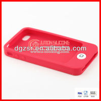 2012 lastest design new arrival silicone cellphone cover