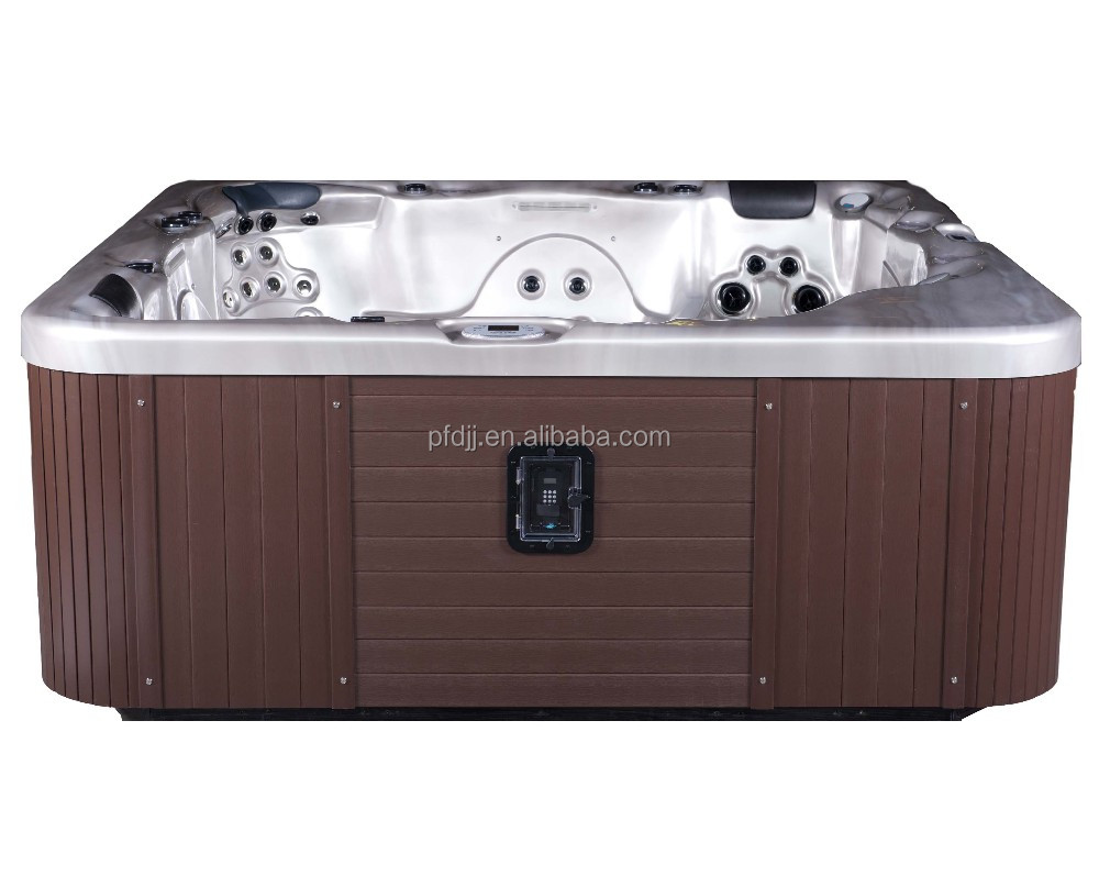 2016 hot sale sex luxury outdoor 5 person hot tub