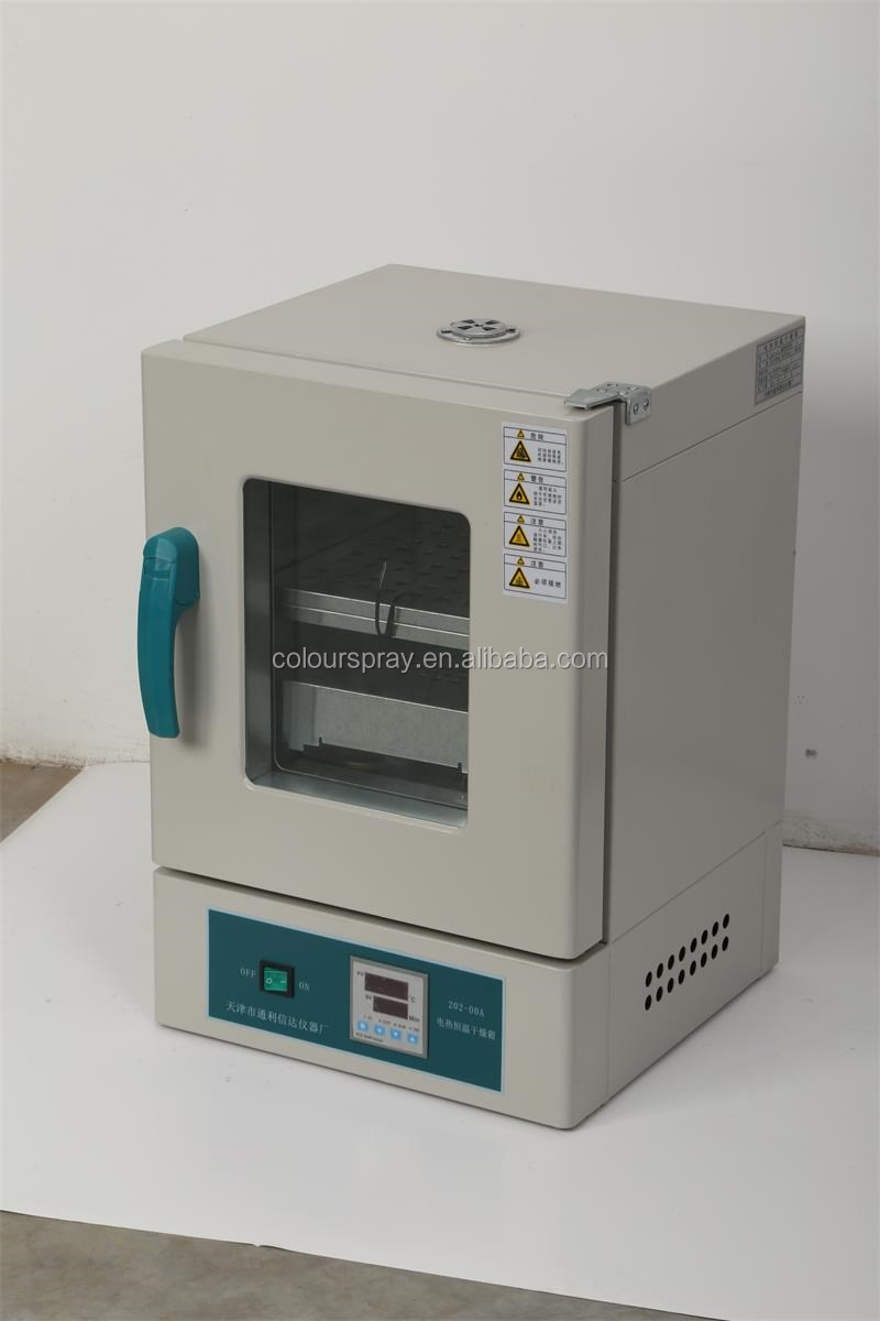 Portable Mini Powder Coating Curing Oven For Testing