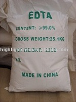 EDTA,free acid Ethylenediamine tetraacetic acid, EDTA ACID