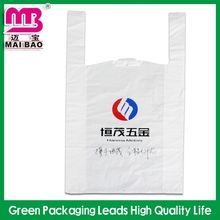 aesthetic appearance retractable loop handle bag for supermarket shopping