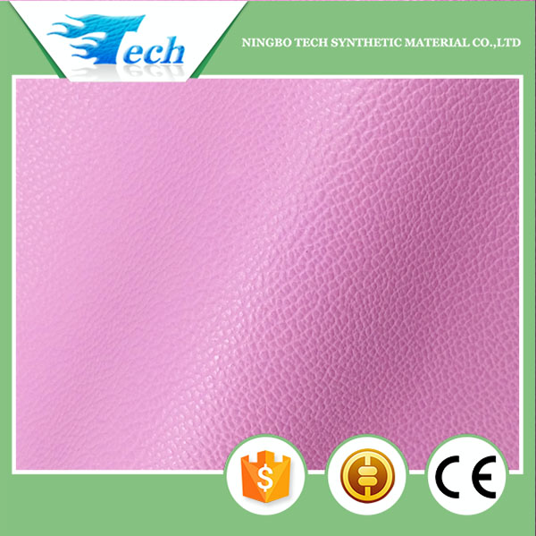 Not oxidation in 3 years pu vegan leather 1.20 mm bag making material