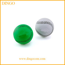 high quality printed sponge baseball anti stress ball