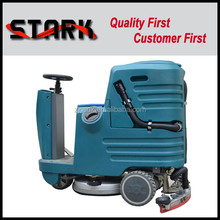 Industrial floor washing cleaning machine used dry cleaning equipment