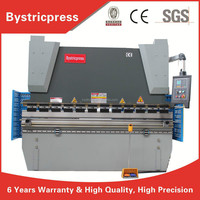 300ton 3200 china press brake sheet steel bending machine metal frame bending