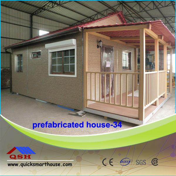 Casas prefabricadas de panel sandwich hogar construcci n - Casas de panel sandwich ...