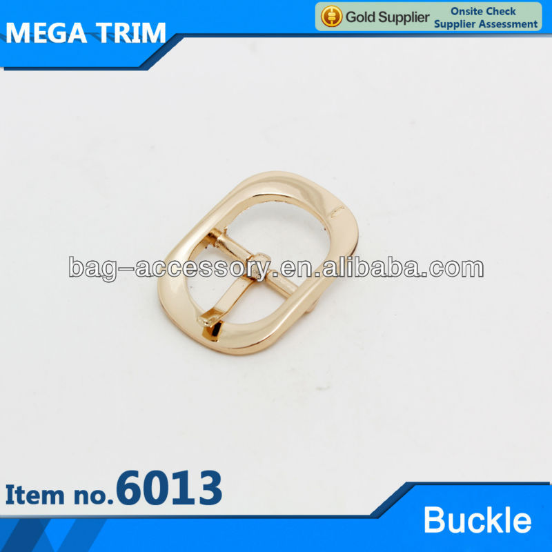 No.6013 Custom high quality metal belt buckle in guangzhou
