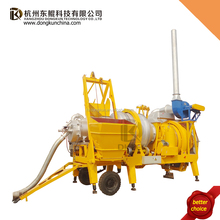 Hot Sale Machine 7 tons asphalt drum mixers