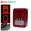 Hottest USA rear lamp Wrangler JK turn light jeep led tail light