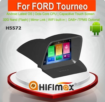 Hifimax Android 6.0 auto radio car radio for ford tourneo connect car audio car stereo car multimedia player for ford tourneo
