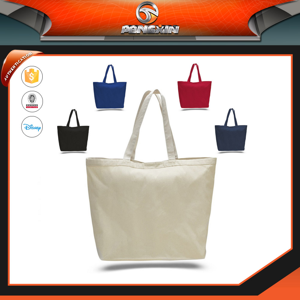 600d Polyester Canvas Tote Bag, Heavy Canvas Tote Bag, Custom Tote Bag
