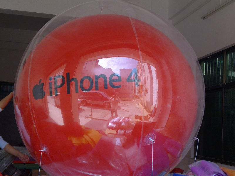 high quality airship advertising balloon <strong>inflatable</strong>