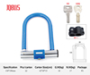 2017 Good Quality best Road bike master lock bike lock