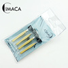 Professional factory high quality stainless steel tweezer set