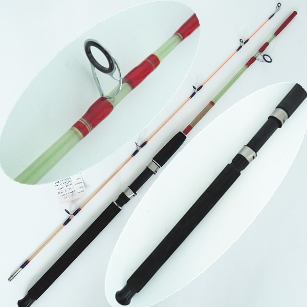 Oem all type solid fiberglass fishing rod buy fiberglass for Fiberglass fishing rods