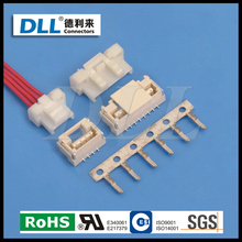 equivalent molex 502382 1.25MM Pitch PCB Receptacle Single Row Vertical Connector