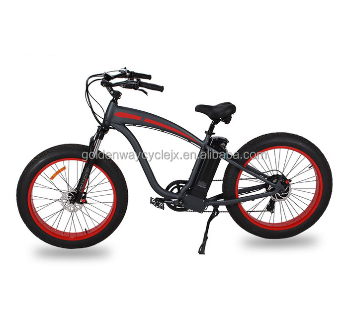 best price high quality fat tire electric bike powered by lithium ion battery chopper ebike wholesale