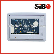 7 inch In Wall Android Touch Tablet for Home Automation