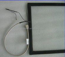 "22"" Waterproof Surface Acoustic Wave SAW Touch Panel"
